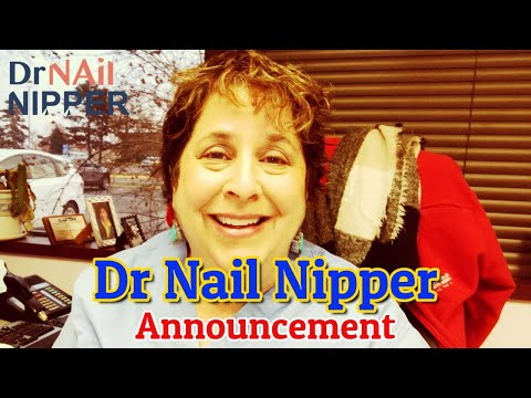 Dr Nail Nipper Message for Our Friday Christmas Video 1